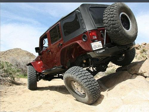 杭州jeep极地版牧马人高清图片