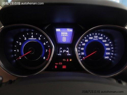 富三代 华丽登场 朗动动力油耗测试高清图片