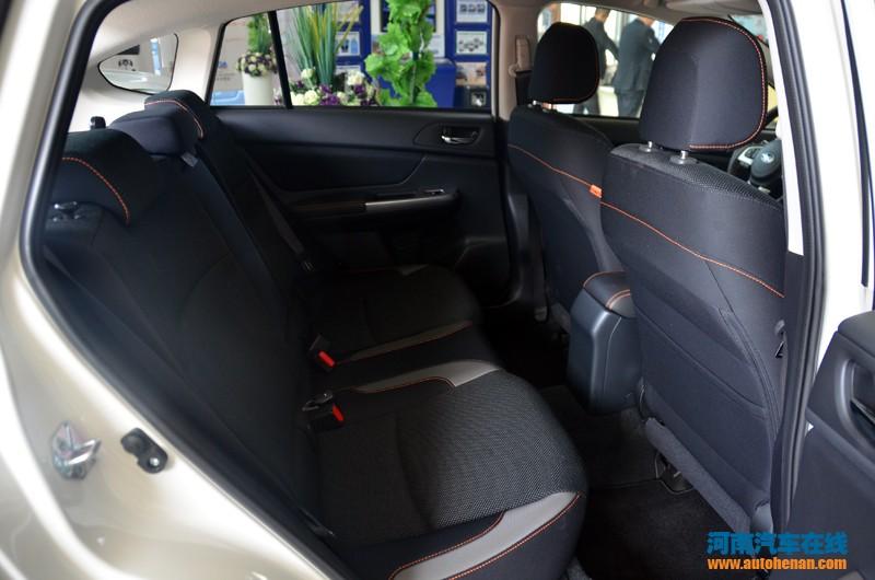 20万买全进口SUV 斯巴鲁新款XV到店实拍